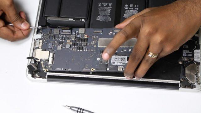 easy tips to fix macbook water damage